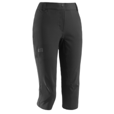 Trekker Stretch 3/4 Pant II Women BLACK - NOIR