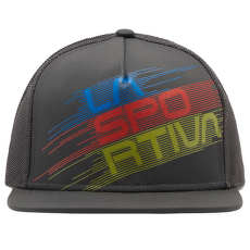 Trucker Hat Stripe Evo Carbon
