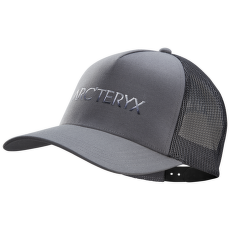 Polychrome Curved Brim Trucker Pilot/Black