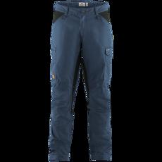 Kaipak Trousers Men Uncle Blue-Dark Grey