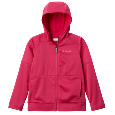Everyday Easy™ Full Zip Fleece Kids Red 612