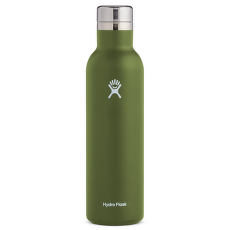 Wine Bottle 25 oz 306 Olive