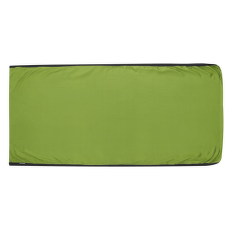 Silk Liner Comfort Stretch panels Apple Green