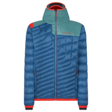 Phase Down Jacket Men Opal/Pine