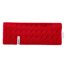 CW12 Knitted Headband red
