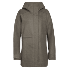 Ainsworth Hooded Jacket Women DRIFTWOOD