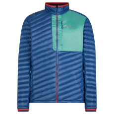Krush Primaloft Jacket Men Opal/Grass Green