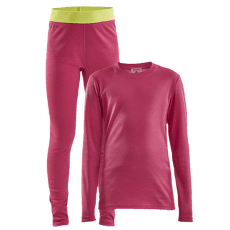 Set CRAFT CORE Warm Baselayer 738645 růžová