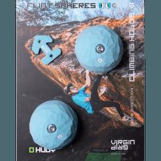 Large Spheres - VG modrá