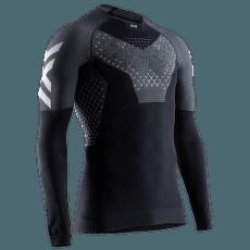 Twyce 4.0 Run Shirt LG Men Opal Black/Arctic White