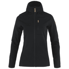 Keb Fleece Hoodie Women Black
