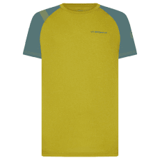 Stride T-Shirt Men Pine/Kiwi