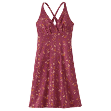 Amber Dawn Dress Women Quito Multi: Star Pink