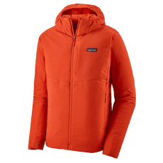 Nano-Air Hoody Men Hot Ember