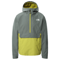 Waterproof Fanorak Men Agave Green-Citronelle Green