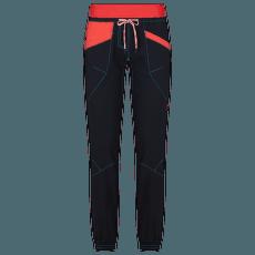 Mantra Pant Women Black/Hibiscus