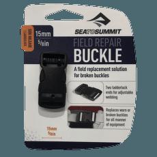 Buckle 15mm side release Black