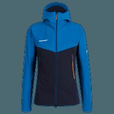 Aenergy Pro SO Hooded Jacket Men marine-ice