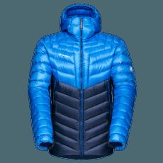 Broad Peak IN Hooded Jacket Men (1013-00260) marine-ice