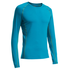 Zone LS Crewe Men Alpine/Chartreuse