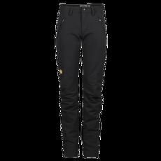 Oulu Trousers Women Black