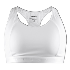 Greatness Mid Impact Bra Women 900000 WHITE