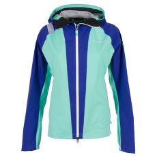 Nova GTX Jacket Women Mint/Iris Blue