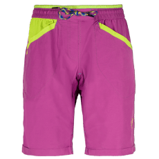 Nirvana Short Women PURPLE/APPLE GREEN