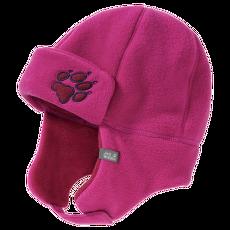 Paw Ear Hat Kids fuchsia 2047