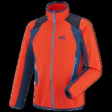 ROC XCS Jacket (MIV7844) ORANGE/POSEIDON