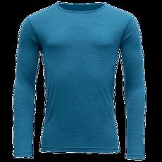 Breeze Shirt Men (181-221) Blue Melange