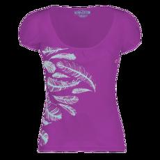 Plume T-shirt Women CYCLAMEN-582