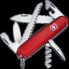 Swiss Army Knife Camper Red