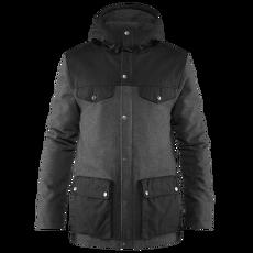 Greenland Re-Wool Jacket Men Grey 020
