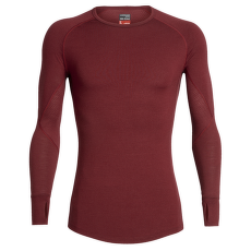 Zone LS Crewe Men (104360) Cabernet/CHILI RED