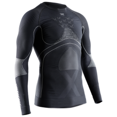 Energy Accumulator 4.0 Shirt Round Neck Men Charcoal/Pearl Grey