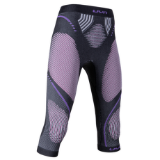 Evolutyon UW Pants Medium Melange Women Anthracite Melange/Raspberry/Purple