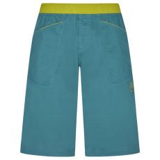 Flatanger Short Men Pine/Kiwi