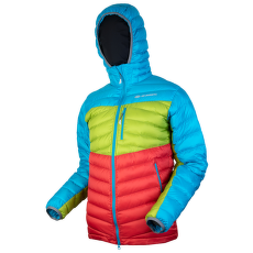 Apris Hooded II Men turquoise/green/red