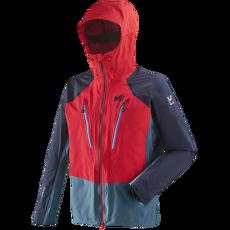 Trilogy V Icon Dual GTX Pro Jacket Men (MIV7830) ROUGE/SAPHIR