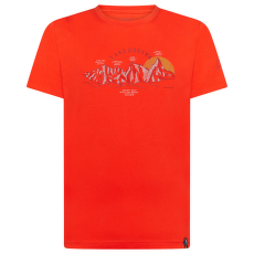 View T-Shirt Men Poppy