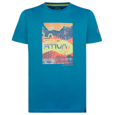 Patch T-Shirt Men Neptune