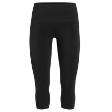 Motion Seamless 3Q Tights Women Black