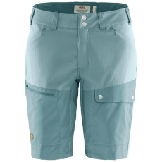 Abisko Midsummer Shorts Women Mineral Blue-Clay Blue