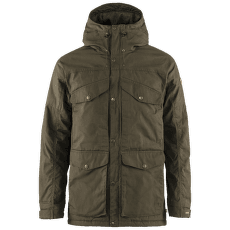 Vidda Pro Wool Padded Jacket Men Dark Olive