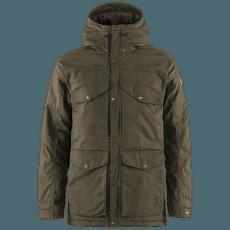 Vidda Pro Wool Padded Jacket Men Dark Olive