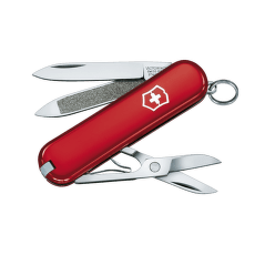pocket knife CLASSIC, red