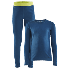 Set CRAFT CORE Warm Baselayer 349645 tmavě modrá