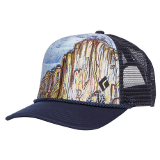 FLAT BILL TRUCKER HAT El Cap