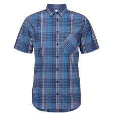Calanca Shirt Men peacoat-horizon 50322